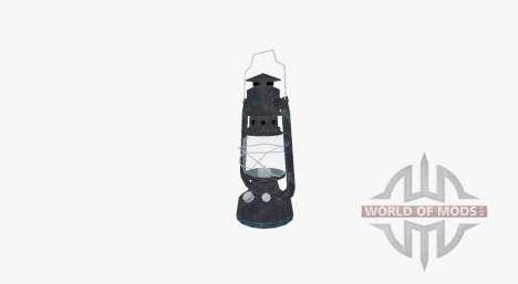 Керосиновая лампа для Farming Simulator 2017