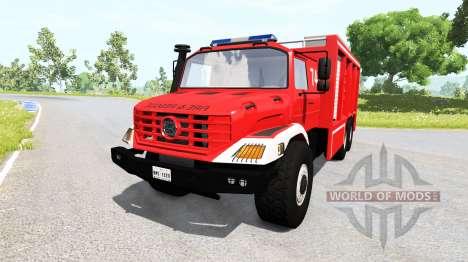 ETK 6200 [fire truck] для BeamNG Drive