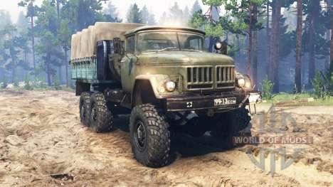 ЗиЛ-131 для Spin Tires