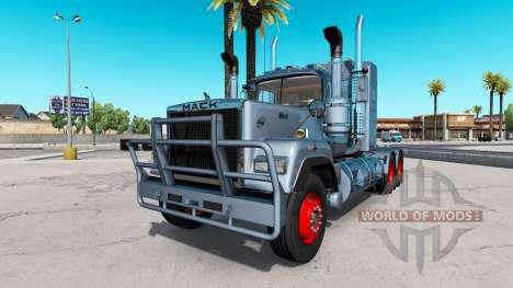Mack Super-Liner для American Truck Simulator