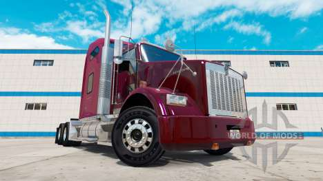 Kenworth T800 2016 v0.5.1 для American Truck Simulator