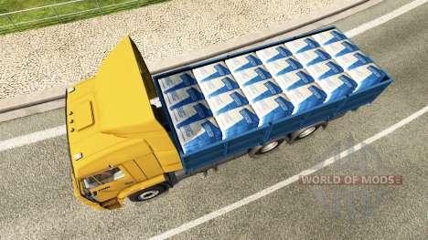 КамАЗ-65117 для Euro Truck Simulator 2