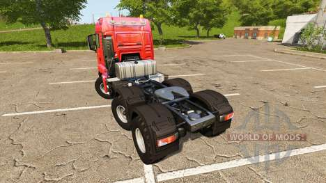 MAN TGS 18.440 для Farming Simulator 2017