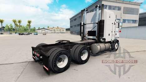 Скин Walmart на тягач Kenworth K100 для American Truck Simulator