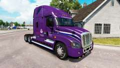 Скин Covenant на тягач Freightliner Cascadia