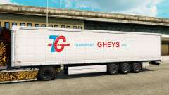 Скин Transport Gheys на полуприцепы