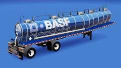 Скин BASF на химическую цистерну