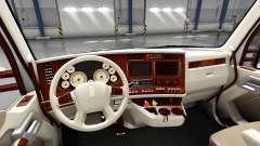 Интерьер Retro Dial для Kenworth T680