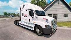 Скин P.A.M.Transport2 на Freightliner Cascadia