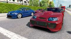 Трафик NFS Most Wanted v2.0
