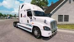 Скин Load One на тягач Freightliner Cascadia