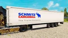 Скин Schmitz на полуприцепы