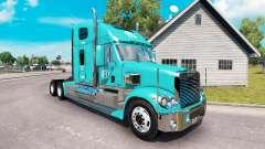 Скин FFE на тягач Freightliner Coronado