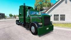 Скин Seidler Trucking на тягач Peterbilt 389