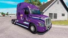 Скин Covenant Transport на Freightliner Cascadia