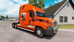 Скин SCHNEIDER на тягач Freightliner Cascadia