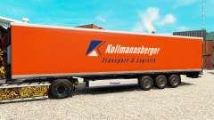 Скин Kollmannsberger на полуприцеп-рефрижератор