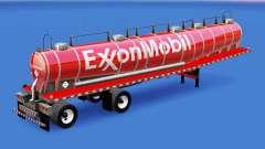 Скин ExxonMobil на химическую цистерну