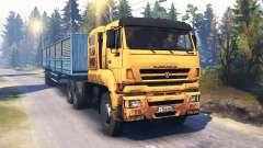 КамАЗ-65226 v4.0