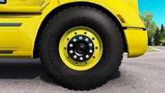 Внедорожные колёса