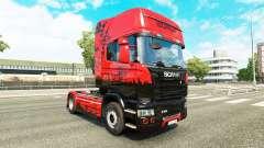 Скин Istanbul на тягач Scania