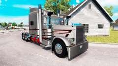 Скин MBH Trucking LLC на тягач Peterbilt 389