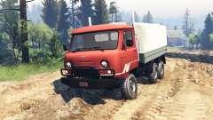 УАЗ-33036 6x6 v2.0