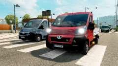 Peugeot Boxer Pickup для трафика
