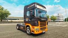 Скин Simuwelt на тягач Scania