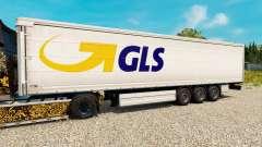 Скин GLS на полуприцепы