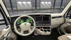 Интерьер Green Dial для Kenworth T680
