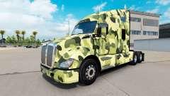 Скин Camouflage на тягач Kenworth
