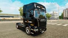 Скин Tegma Logistic на тягач Scania