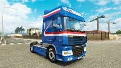 Скин H.Z. Transport на тягач DAF