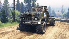 КрАЗ-258 v3.0