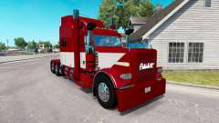 Скин Rethwisch Transport LLC на Peterbilt 389