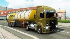 Сборник грузового транспорта для трафика v1.3
