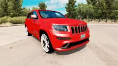 Jeep Grand Cherokee SRT8 v1.1
