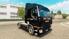 Скин Tegma Logistic на тягач Iveco