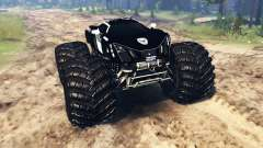 Marussia B2 Police [monster truck]