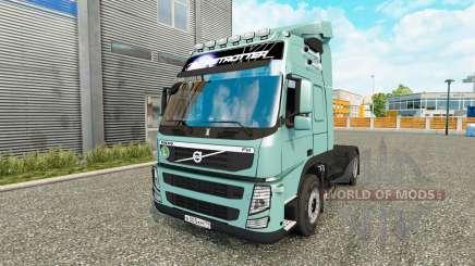 Volvo FM13 для Euro Truck Simulator 2