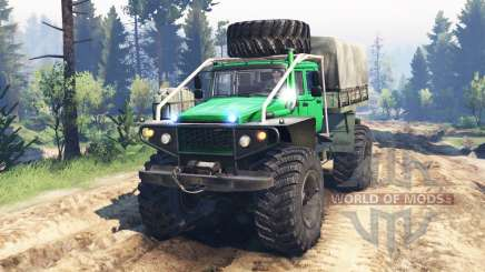 ГАЗ Харп-Р v2.0 для Spin Tires