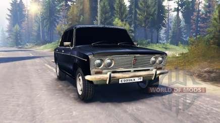 ВАЗ-2103 v4.0 для Spin Tires