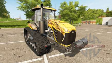 Challenger MT755E Field Viper для Farming Simulator 2017