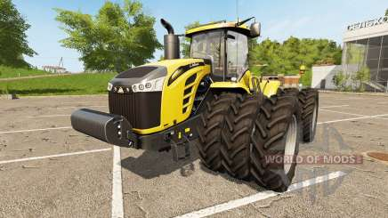Challenger MT955E [pack] для Farming Simulator 2017