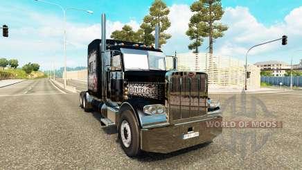 Peterbilt 389 v4.0 для Euro Truck Simulator 2