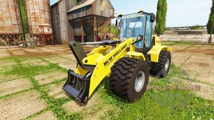 New Holland W170C для Farming Simulator 2017