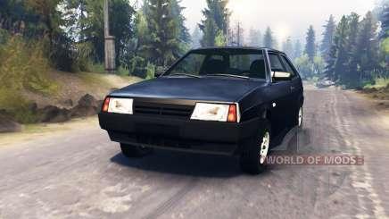 ВАЗ-2108 для Spin Tires