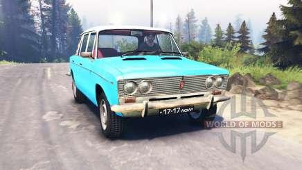 ВАЗ-2103 v5.0 для Spin Tires