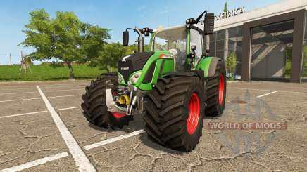Fendt 716 Vario [pack] для Farming Simulator 2017